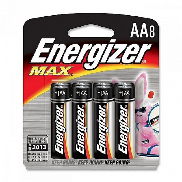 Energizer МАХ Е91 Free AA /3+1шт/