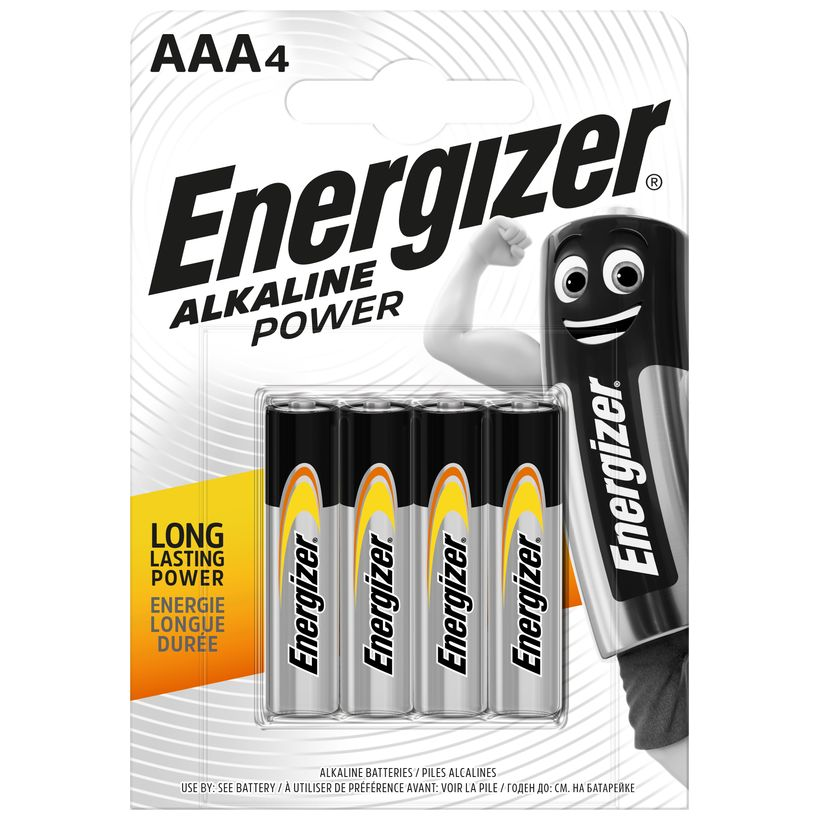 ENERGIZER Power LR03-8BL  AAА